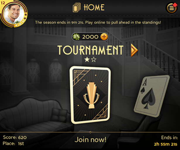 Grand Gin Rummy Tournament 2