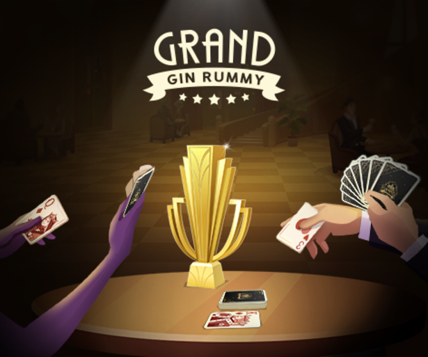 Grand Gin Rummy Tournament 1