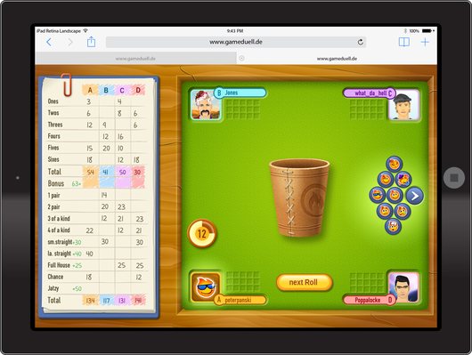 GameDuell Launches New HTML5 Game for Desktop and Tablets