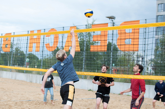 GameDuell Summer Party 2015: Volleyball, Barbecue & Good Vibes