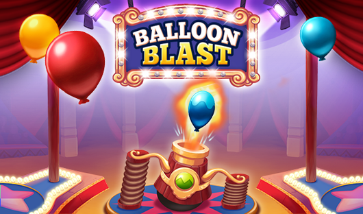 Up Up and Away! Balloon Blast Takes Flight!