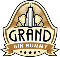 Grand Gin Rummy Logo