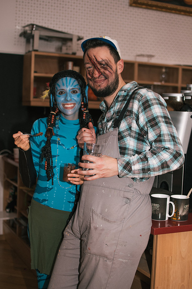 Halloween at GameDuell - A Hell of a Party