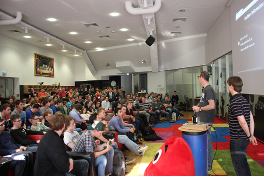 Students from Windesheim visited GameDuell