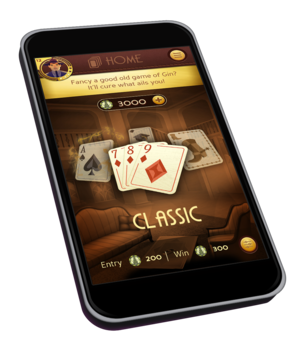 Grand Gin Rummy for Mobile Devices