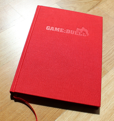 GameDuell supports sheltered workshop by ordering 2,000 printed notebooks