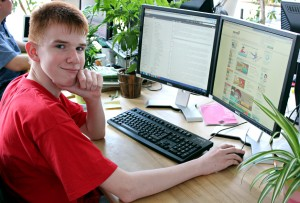 Germany's Youngest Game Developer: