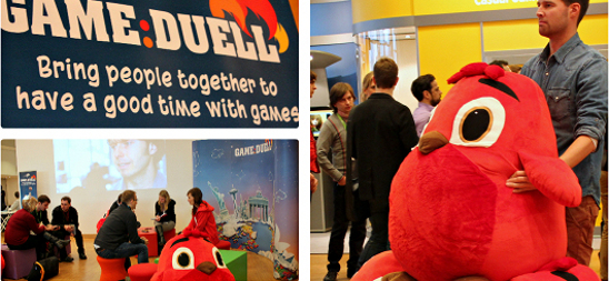 Review: GameDuell @ Casual Connect Hamburg 2013