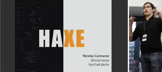 GameDuell TechTalk: Nicolas Cannasse Introducing Haxe