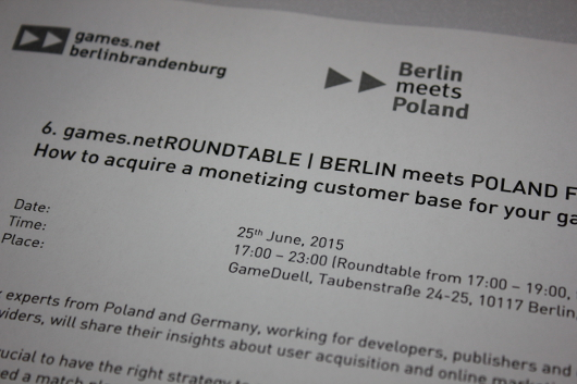 Berlin meets Poland to discuss marketing strategies in the games industry