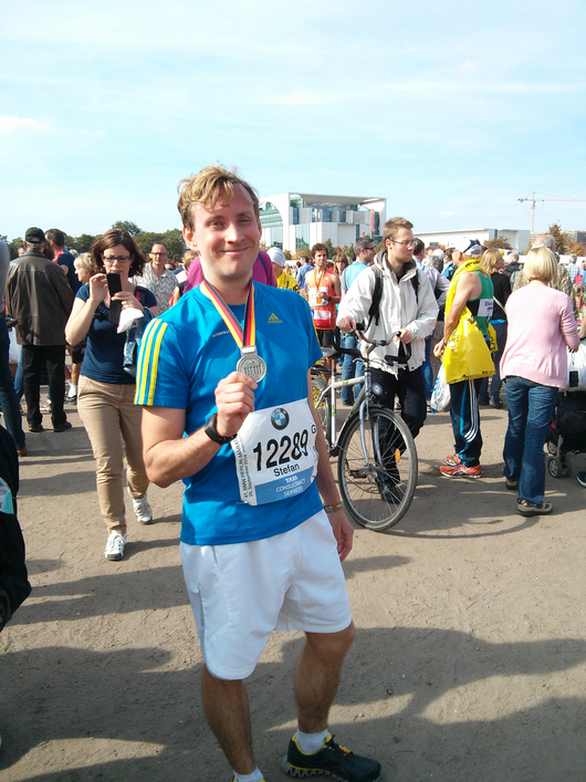 GameDuell Team Members Complete Berlin Marathon