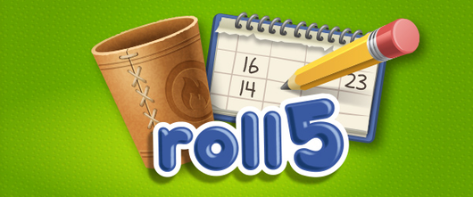 Roll 5: New Design, Now Playable on Mobile Tablets!