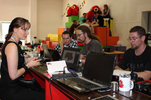 Berlin Mini Game Jam at GameDuell